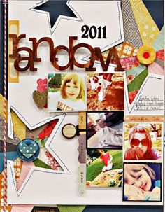 A Project by {Jen Jockisch} from our Scrapbooking Gallery originally submitted 10/03/11 at 09:00 AM