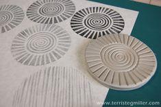 Terri Stegmiller Art and Design: More Stamp Making