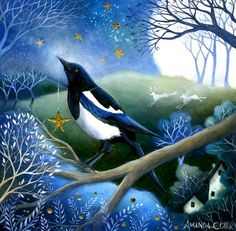 """pagewoman: """"  The Collector of Stars by Amanda Clark """""""