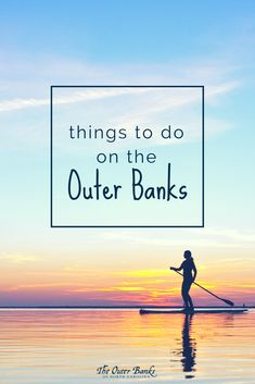 The Outer Banks truly has something for everyone with plenty of ways to play, adventure & relax. Plus, being on a barrier island means you can explore by beach, water, air, or all three! Discover all the things to do on your next vacation!