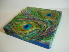 textile arts | Nicky Perryman Textile Art | Flickr - Photo Sharing!