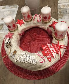 Advent Couronne Diy, Makeup Trends, Bold Colors, Advent, Diy And Crafts, Projects To Try, Christmas Decorations, Birthday Cake, Blog
