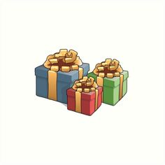 Presents for All. by Nathanael Mortensen