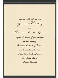 Wedding Invitations, Save the Date Cards & Accessories | The American Wedding