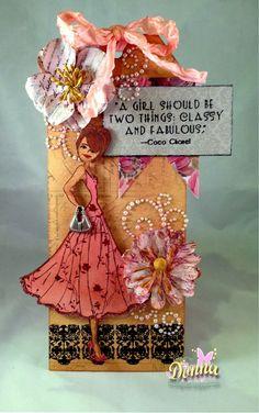 Julie Netting doll