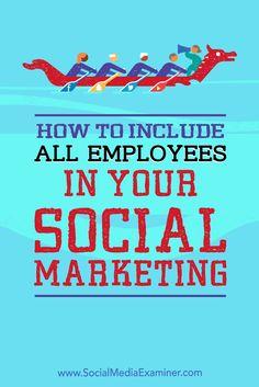 Your company's socia