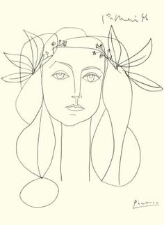 picasso's 'head of a woman'