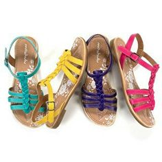 My favourite moshulu sandals - I have 3 pairs!
