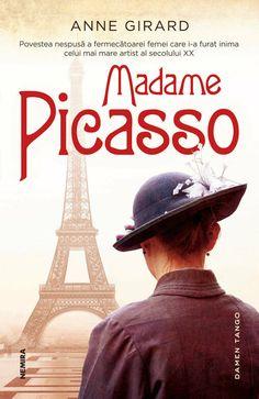 Madam Picasso - Anne Girard - Povestea femeii care i-a furat inima Pablo Picasso, My World, Tango, Holland, Social Media, Reading, Books, Movies, Movie Posters