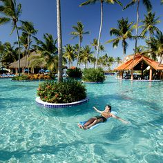 Float the day away at an all-inclusive Barceló Hotel Group resort!