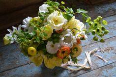 The garden gate flower company - April bouquet.