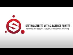 Substance Painter Tutorial #3 - Texturing the body: Part One - YouTube