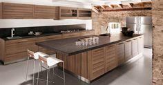 Modern kitchen - sweet photo
