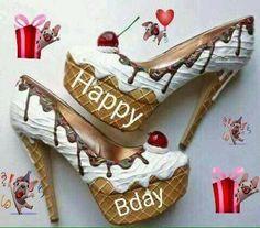 birthday for him Happy Birthday Shoes, Free Happy Birthday, Happy Birthday Elizabeth, Happy Birthday Celebration, Happy Birthday Messages, Birthday Gift For Him, Happy Birthday Images, Happy Birthday Greetings, 1st Birthday Girls