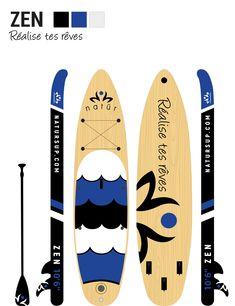 La planche gonflable ZEN est idéale pour explorer les différents plans d'eau, pagayer en eaux calmes ou encore faire vos entraînements ou du yoga sur l'eau.     Toutes nos planches à pagaie gonflable présentent un design conçu spécifiquement par nous afin de parcourir les lacs et les rivières, offrant une grande stabilité ainsi qu'une excellente performance pour les débutants comme pour les pagayeurs expérimentés. Zen, Lacs, Explorer, Paddle Boarding, Ainsi, Surfboard, Comme, Skateboard, Yoga