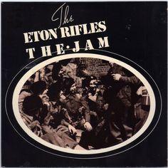 """The Jam - Eton Rifles, 7"""" vinyl single, c.1979, new wave, mod revival, weller #vinyl"""