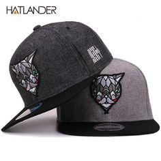 Hatlander Devil Eyes Baseball Caps Retro Gorras Hats Planas Chapeau Flat  Bill Hip Hop Snapbacks Caps For Men Women Unisex. Product ID  7ccc0932a8a8