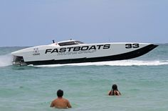 mti offshore power boat