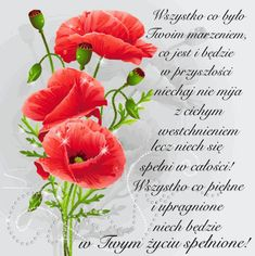Kartka pod tytułem Z okazji Urodzin najlepsze życzenia dla Ciebie! Happy Birthday Messages, Birthday Wishes, Birthday Cards, Beautiful Love Pictures, Thank You Letter, Inspirational Quotes Pictures, Happy B Day, Special Day, Congratulations