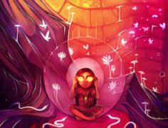 Atmosphere, Colours, Environment, Hidden Dimensions, Ava's Demon