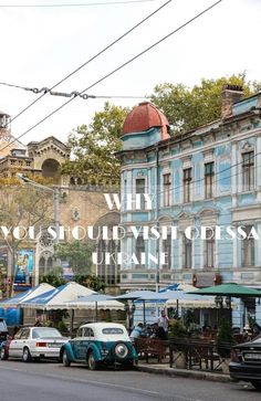 Why you should visit #Odessa, Ukraine, and why it moved up the list of my favorite Ukrainian cities? Seaside, beaches, city life and much more! This is your guide to Odessa. Travel in Europe.