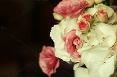 Background flowers by Pixelglow Images on Creative Market