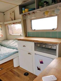 Vintage Casita Folding Caravan - *Revamp* Wood Burner! 3 Berth | in Bodmin, Cornwall | Gumtree