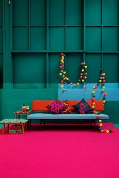 Petrol color - Ideas for wall design and helpful tips, #Color #design #helpful #ideas #petrol