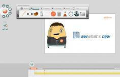 Wideo, excelente forma de hacer animaciones por Internet
