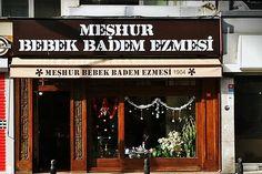 bebek badem ezmesi- Sizi Geçmişe Götürecek İstanbuldaki 11 Nostaljik Mekan
