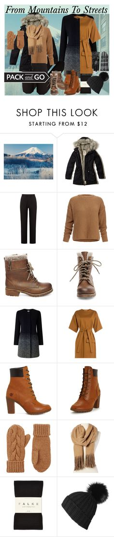"""Untitled #231"" by kimir-and ❤ liked on Polyvore featuring Fuji, Hollister Co., Uma 