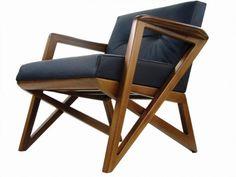 Aristeu Pires - Beatriz Chair (from Brazil)