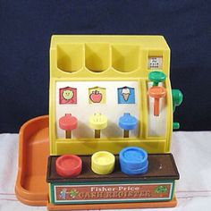 Fisher Price register - i had one of these when i was little and loved it!! can't wait to get one for Olivia