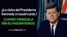 Todos excepto los mas jóvenes, recordamos de alguna manera aquella Venezuela, ese país prospero que era la envidia de América, la perla oculta en el mar caribe, pues esta fue una visita de el...