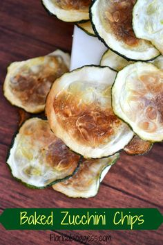 Baked Zucchini Chips – Cheap Gluten Free Food – Gluten Free On A Budget #glutenfree #glutenfreerecipe