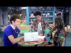 Ruggero, Karol & Michael ensayan nueva canción para Soy Luna - YouTube