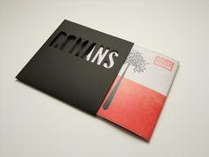 Graphic Designer Birmingham // John Williamson // Logo Design | Romans – Cravatte Nere
