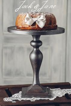 Antikolt ezüst fa tortatál - Princess1   Jack&Jane tortaállványok Cake, Kuchen, Torte, Cookies, Cheeseburger Paradise Pie, Tart, Pastries