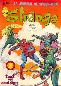Couverture de Strange -113 - Strange 113