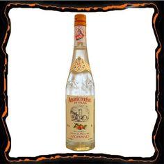 Abricotine  Eau de Vie du Valais AOC  Produit Suisse  Distillerie Morand Martigny