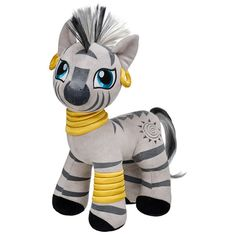 15 in. MY LITTLE PONY ZECORA - Build-A-Bear Workshop US