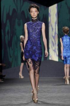 Vera Wang Ready To Wear Spring Summer 2013