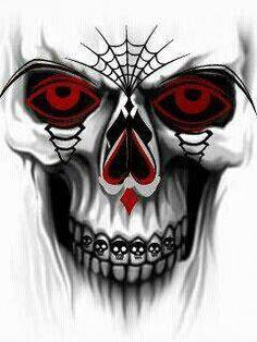 Cool skull More
