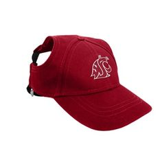 c0b12cf53b955 Washington State Cougars Little Earth Pet Baseball Hat - XS