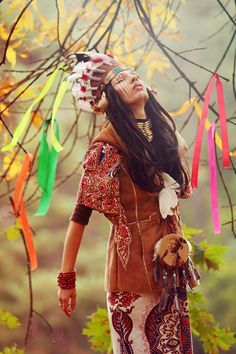 native american, how can they claim that fake headdress, fake and gaudy clothing. Don't exploit us. If this is what you think we dress and look like OPEN YOUR EYES TO THE TRUTH!