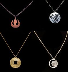 I found 'Avatar Pendant Set' on Wish, check it out!