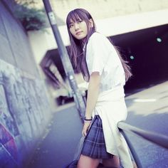 #yuiaragaki #schoolgirl #cool