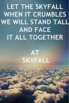 Adele - skyfall *0*
