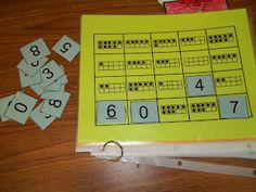Math Tubs in Kindergarten:Lots of Ideas kindergarten-math Math Stations, Math Centers, Math Resources, Math Activities, Math Games, Ten Frame Activities, Singapore Math, Math School, Math Work