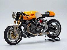 Buell Cafe Racer, Ducati Cafe Racer, Cafe Bike, Cafe Racer Bikes, Cafe Racer Build, Cafe Racer Motorcycle, Motorcycle Design, Cafe Racers, Motorcycle Engine